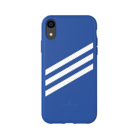 Adidas GAZELLE COVER IPHONE XR BLUE/WHITE