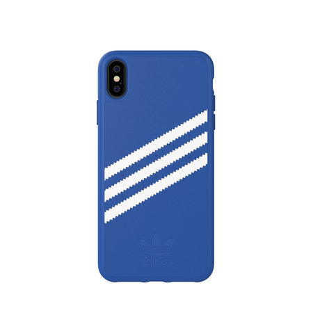Adidas GAZELLE COVER IPHONE XS MAX BL/WHT