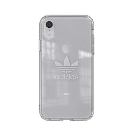 Adidas CLEAR COVER ADIDAS IPHONE XR