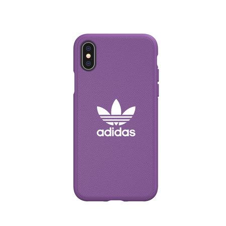 Adidas ADICOLOR COVER IPHONE XS/X PURPLE