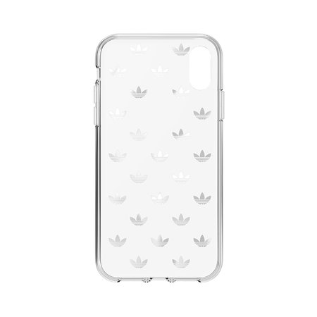 Adidas CLEAR COVER ADIDAS IPHONE XR RSG