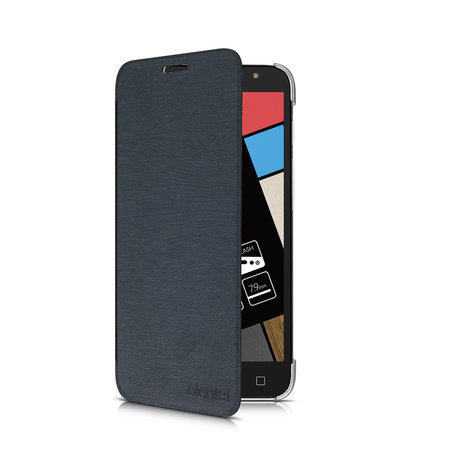 Alcatel FLIP COVER POP 4 BLACK