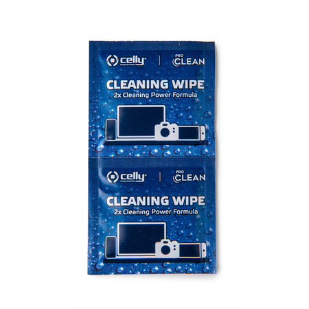 Celly CLEAN WIPES 30PCS
