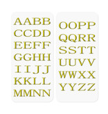 Celly 3D STICKERS LETTERS GD