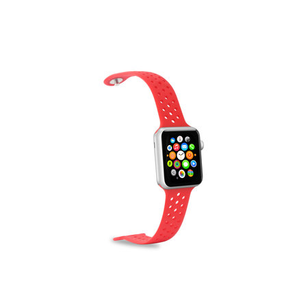 Celly APL WATCH BAND 42/44MM RD