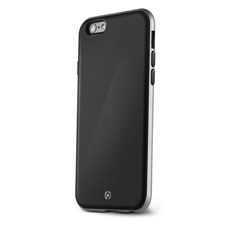 Celly BUMPER COVER IPHONE 6/6S PLUS BLACK