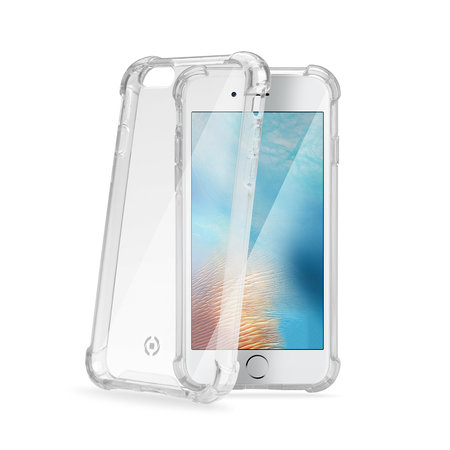 Celly ARMOR COVER IPHONE 7/8 TRANSPARENT