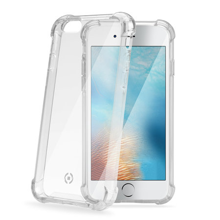 Celly ARMOR COVER IPHONE 7/8 PLUS TRANSP