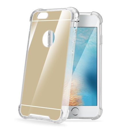 Celly ARMOR COVER IP 7/8 PLUS MIRROR GD