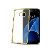 LASER COVER GALAXY S7 GOLD