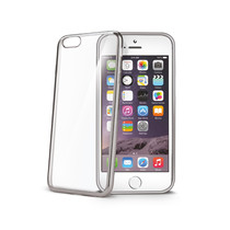 LASER COVER IPHONE 6/6S PLUS SILVER