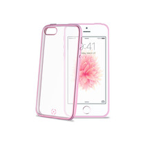 LASER COVER IPHONE SE PINK