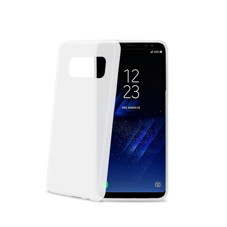 Celly FROST COVER GALAXY S8 WH
