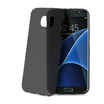 FROST COVER FOR GAL. S7 EDGE BK