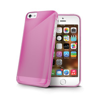TPU COVER IPHONE 5/5S/SE PINK