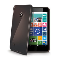 TPU COVER LUMIA 530 BLACK