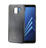 Celly GHOST COVER GALAXY A8 PLUS BK
