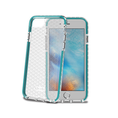 Celly HEXAGON COVER IP 6/6S/7/8 TIFFANY