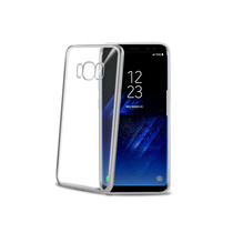 LASER COVER GALAXY S8 SILVER
