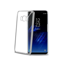 LASER COVER GALAXY S8+ SILVER