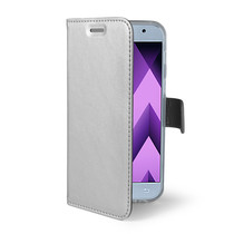 AIR CASE GALAXY A5 2017 SILVER