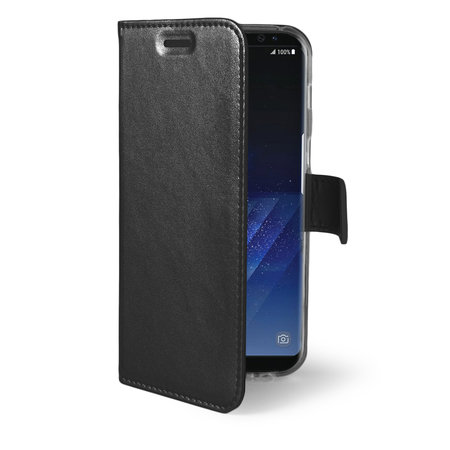 Celly AIR CASE GALAXY S8+ BLACK