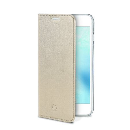 Celly AIR CASE IPHONE 7/8 GOLD