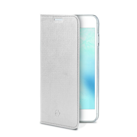 Celly AIR CASE IPHONE 7/8 SILVER