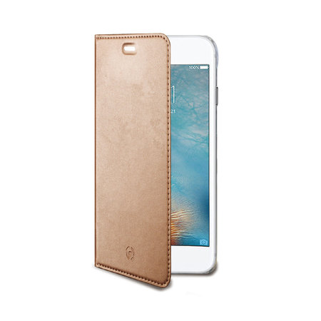 Celly AIR CASE IPHONE 7/8 PLUS ROSE GOLD