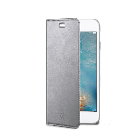Celly AIR CASE IPHONE 7/8 PLUS SILVER