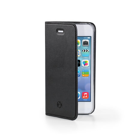 Celly AIR CASE IPHONE 5/5S/SE BLACK