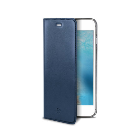 Celly AIR PELLE IPHONE 7/8 BLUE