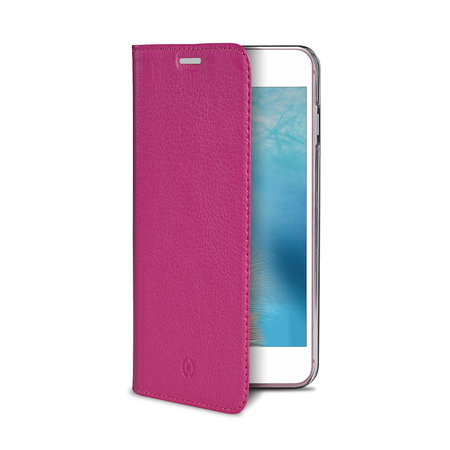 Celly AIR PELLE IPHONE 7/8 PLUS PINK