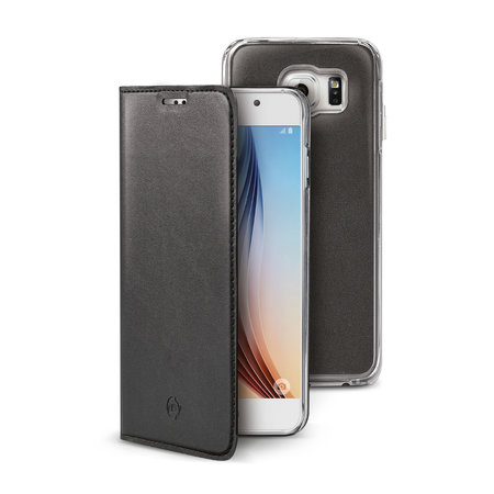 Celly BUDDY CASE FOR GALAXY S6 BK