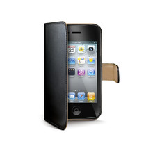 WALLY CASE IPHONE 4/4S BLACK
