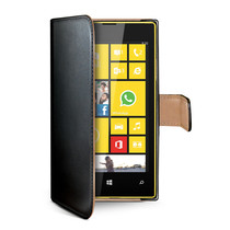 WALLY CASE LUMIA 530 BLACK