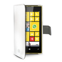WALLY CASE LUMIA 530 WHITE