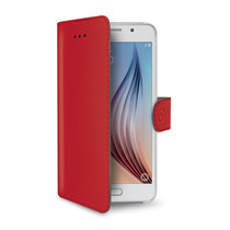 WALLY CASE GALAXY S6 RED