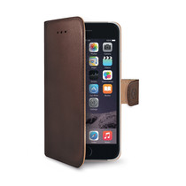 WALLY CASE IPHONE 6S PLUS BROWN