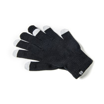 TOUCH GLOVES BLACK