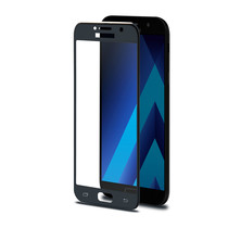 3D GLASS GALAXY A5 2017 BLACK