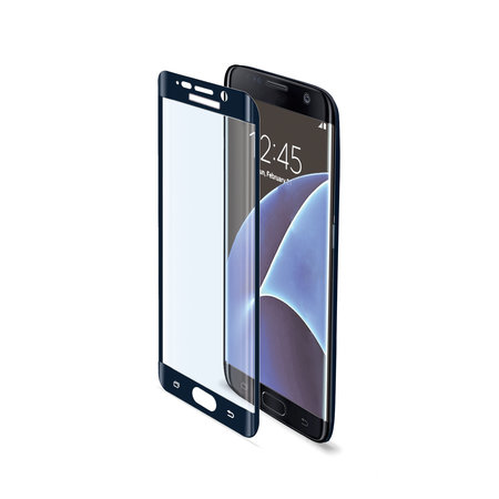 Celly FULL CURVE GLASS GALAXY S7 EDGE BK