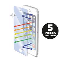 PACK GLASS IPHONE 5/5S/SE/5C 5PZ.