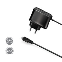 TRAVEL CHARGER 2.1A MICROUSB