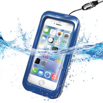 WATERPROOF CASE IPH BLUE
