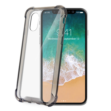 Celly ARMOR COVER IPHONE X/XS BLACK