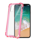 Celly ARMOR COVER IPHONE X/XS PINK