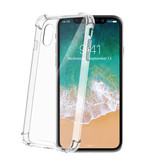 Celly ARMOR COVER IPHONE X/XS TRANSP