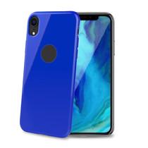 TPU COVER IPHONE XR BLUE