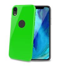 TPU COVER IPHONE XR LIME GREEN